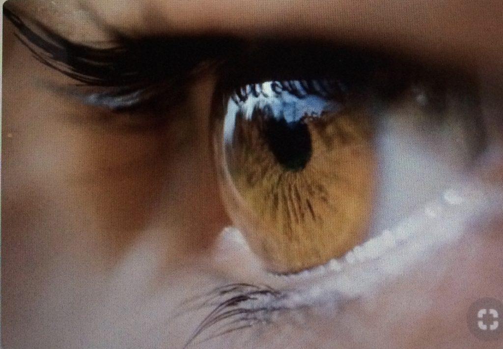 Bij EMDR spelen je ogen een belangrijke rol...